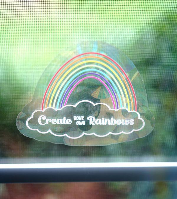 Create Your Own Rainbows