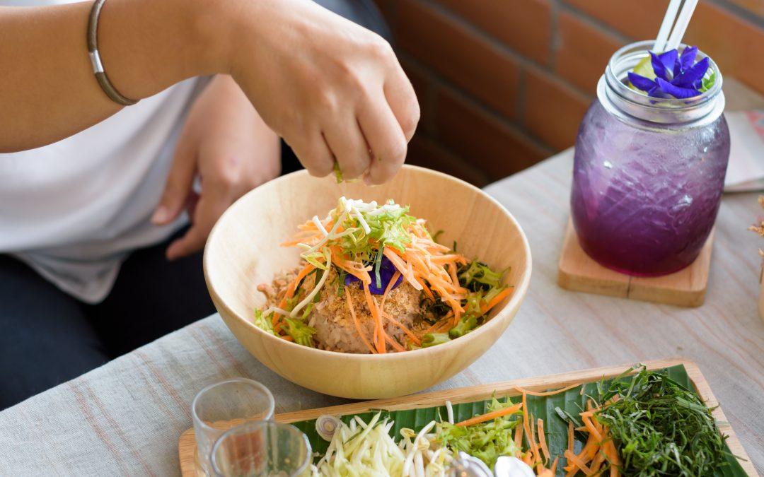 Mindless vs. Mindful Eating