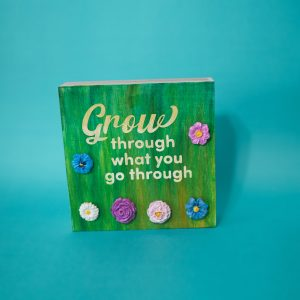 Grow Through What you Go Though