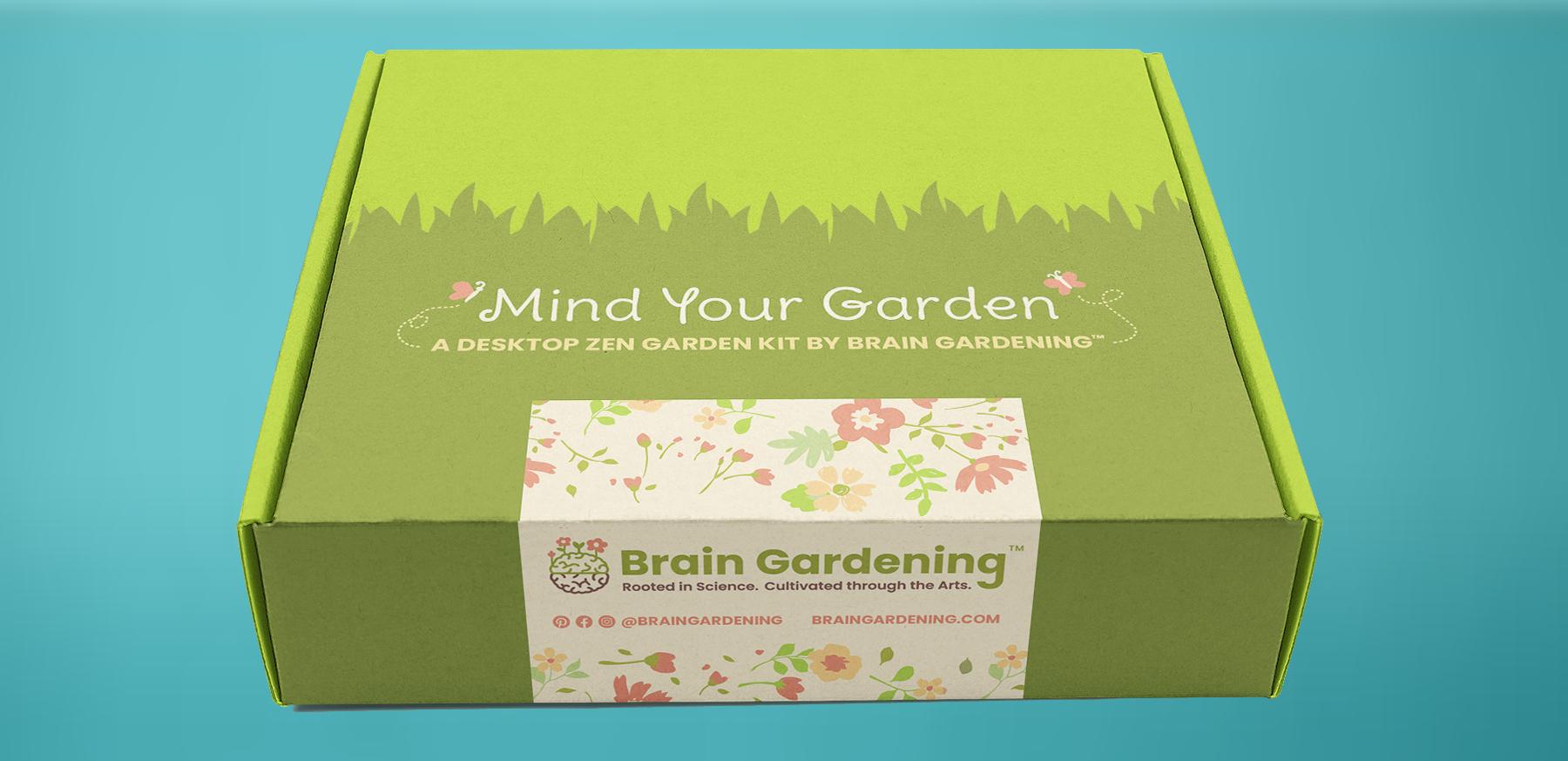 Mind Your Garden Zen Garden Kit